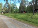 Andreja na študijski turi po Finski